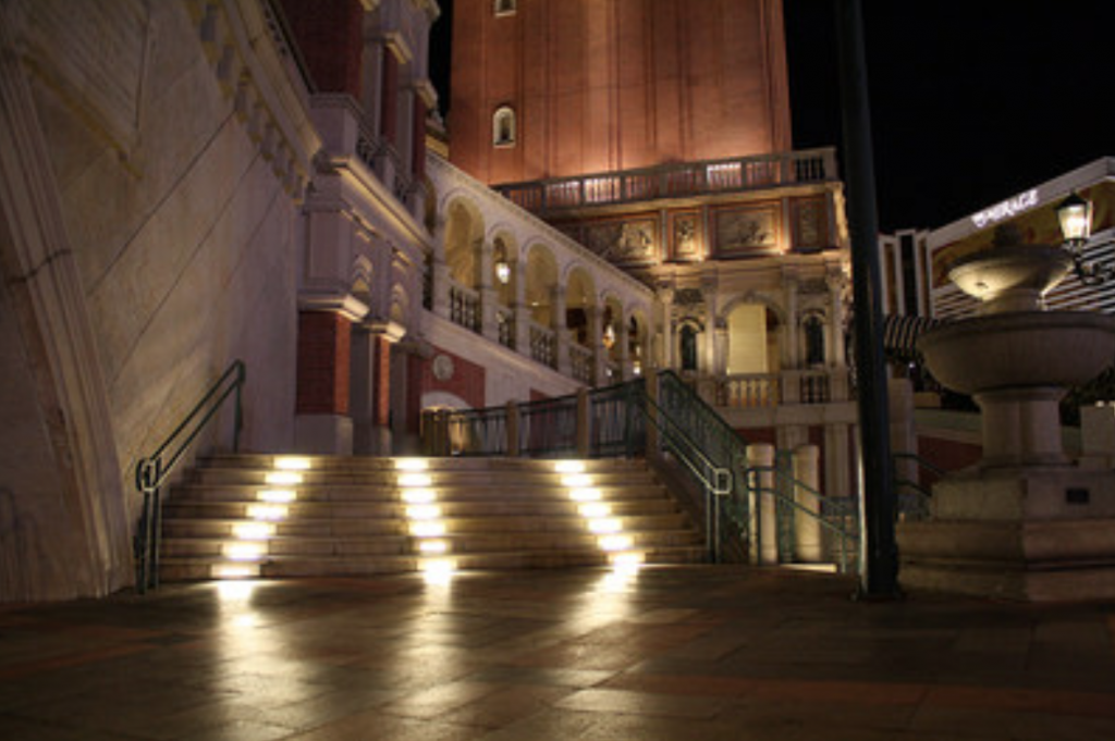 A Step In The Right Direction, Amerluxu0027s Passo LED Step Lights Safely And  Stylishly Illuminate Stairs.