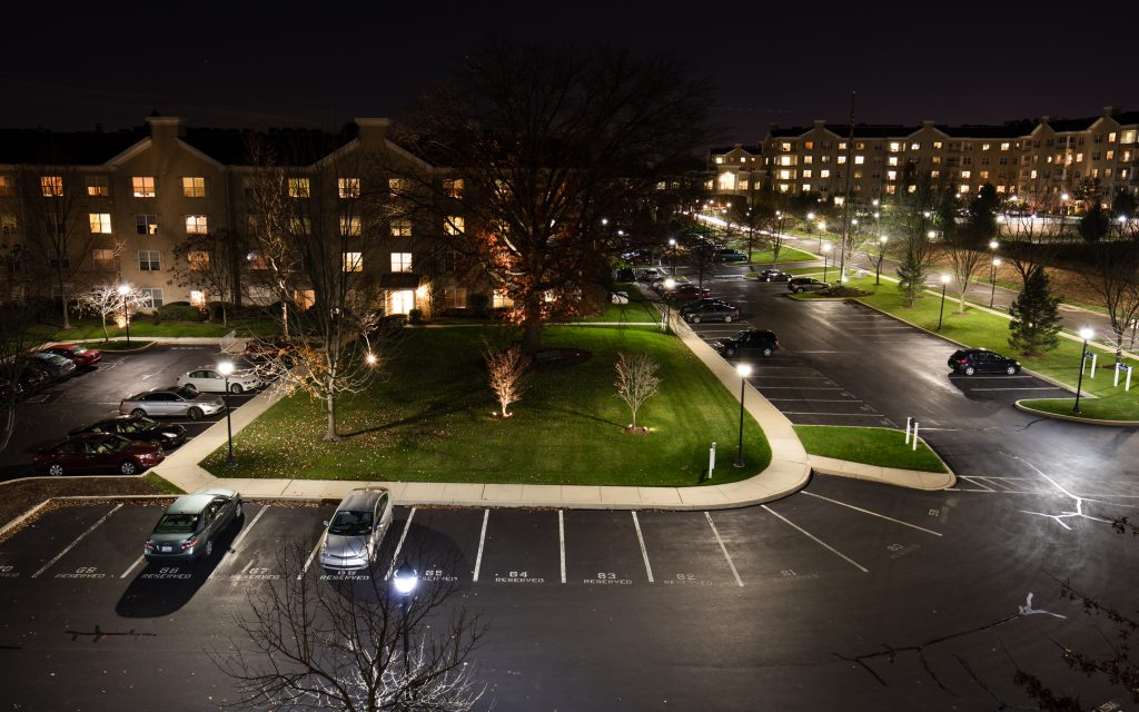 When It Comes To Campus Safety, One Of The Easiest Ways To Quickly Make A  Safer Campus Is Through Exterior Lighting Improvements.