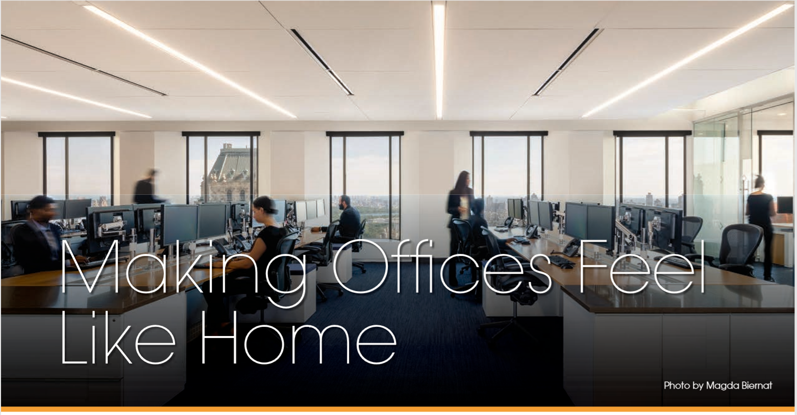 Case Study Amerlux Enlightens Dynamic Office Space For Nyc Hedge Fund Amerlux Blog