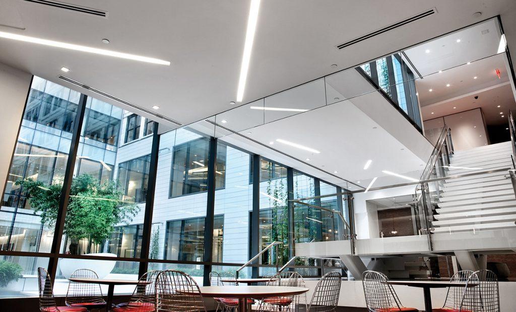 Tile linear lumil lighting design melbourne australia